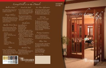 06 Woodharbor Door Brochure
