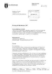 Miljöbokslut 2007 (3 Mb, nytt fönster) - Södertälje kommun
