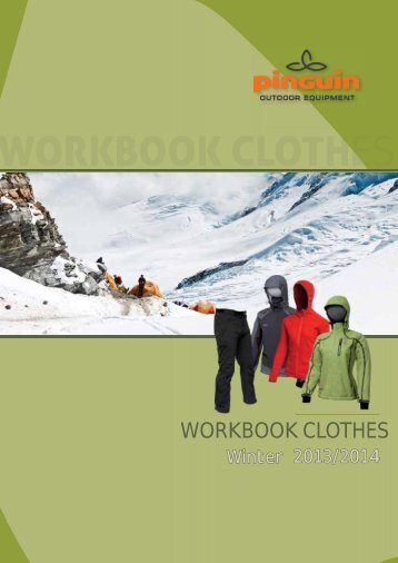 WORKBOOK CLOTHES - Pinguin