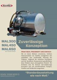 Serviceeinheiten broschüre - Satellite Industries