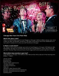 Chicago New Year's Eve Party FAQs What's the dress code? Is there ...