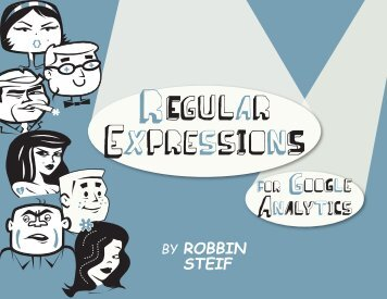 ebook on regular expressions for Google Analytics - LunaMetrics