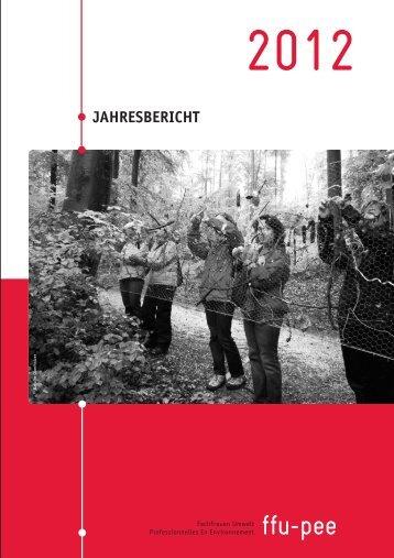 Jahresbericht 2012 - FachFrauen Umwelt