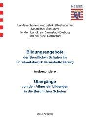 Bildungsangebote Übergänge - Berufs- und Studienorientierung an ...