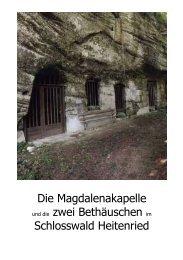 Detailliertere Informationen finden Sie in dieser ... - Pfarrei Heitenried