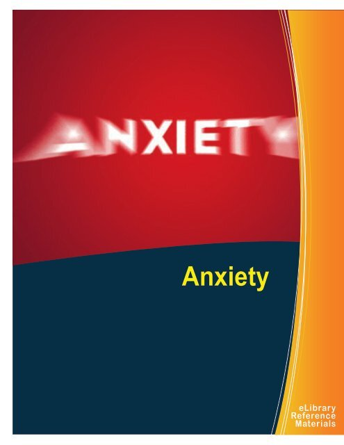 Anxiety - Afterdeployment.org