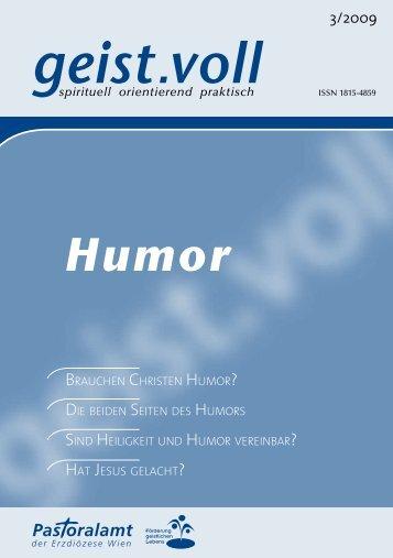 3/2009 Humor
