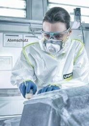 uvex silv-Air Atemschutz Katalog (PDF)