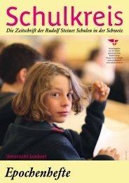 Epochenhefte - Schulkreis