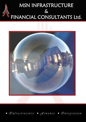 MSN Infrastructure & Financial Consultants Ltd. - Msninfra.com