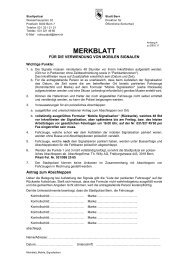 Titel eingeben (in Kopfzeile ab Seite 2!) - Autofahrerblog.ch