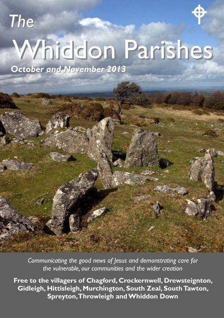 Whiddon Parishes Magazine - October/November 2013