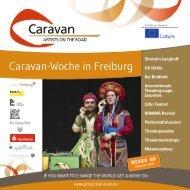 Caravan-Woche in Freiburg - Odin Teatret