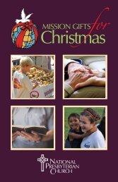 catalog - National Presbyterian Church