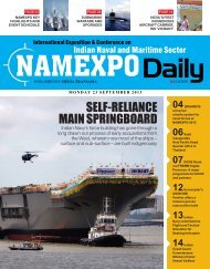 Namexpo Daily 23 September 2013 - Asian Military Review