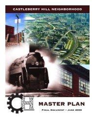 Download Master Plan - Castleberry Hill