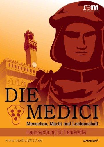 Handreichung als pdf - Die Medici