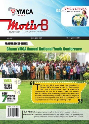 MOTIV8 OCT 2011 - YMCA