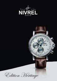 Edition Héritage - NIVREL