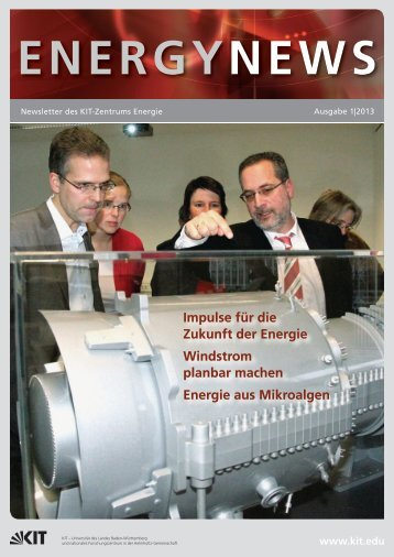 Download Energy News 1-2013 (PDF) - bioliq