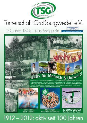 Aktiv seit 100 Jahren - Turnerschaft Grossburgwedel eV