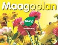 Maagoplan (PDF, 8.0 MB) - Maag Garden