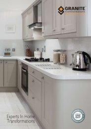 2013 Brochure - Granite Transformations UK
