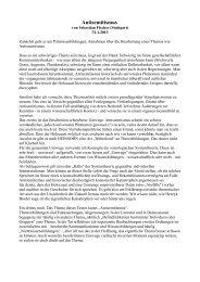 Antisemitismus Vortrag (31.1.2013)