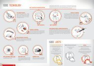 Sidi Shoe Technology Guide - Evans Cycles