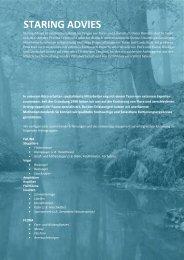 Laden Sie hier unsere Broschüre (PDF) - Stichting Staring Advies
