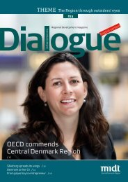 OECD commends Central Denmark Region - Region Midtjylland