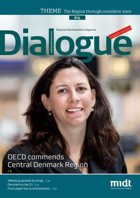 OECD commends Central Denmark Region - Region Midtjylland