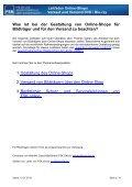 Leitfaden Online-Shops - FSK - Page 2