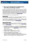 Leitfaden Online-Shops - FSK - Page 3