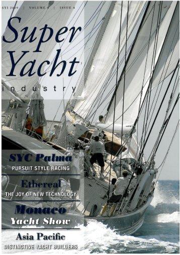 JULY 2009 - Superyacht Industry Pegasus - Motor Yacht Pegasus