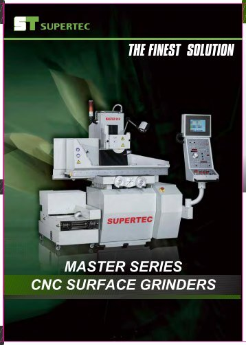 Download Brochure - Supertec Machinery Inc