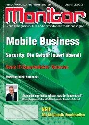 Die komplette MONITOR-Ausgabe 6/2002 können Sie