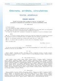 Liste complémentaire ZRR - LexisNexis