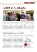 Heimbau Mitgliederzeitung 2013 - Heimbau Breisgau eG - Seite 5