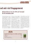 Heimbau Mitgliederzeitung 2013 - Heimbau Breisgau eG - Seite 7