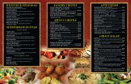 to Download Menu - Pita Grill and Creperie