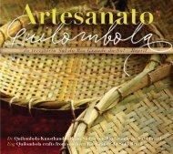 Catálogo artesanato quilombola - Centro de Apoio ao Pequeno ...