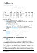Morning Notes 23.12.2013 - Privatbank Bellerive - Page 2