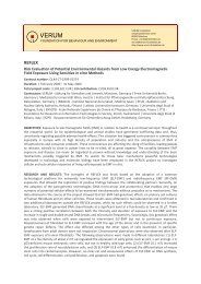 Risk Evaluation of Potential Environmental Hazards from Low ...