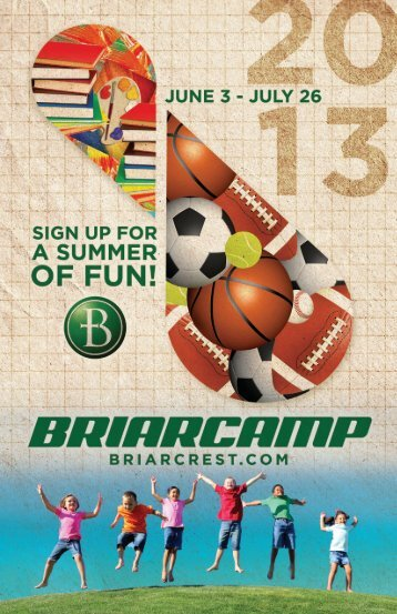 here - Briarcrest Christian School