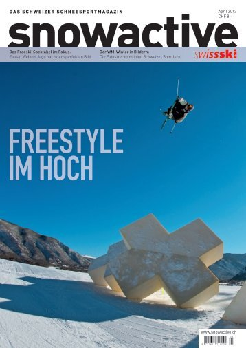 Ausgabe April 2013 > Download - Snow Active