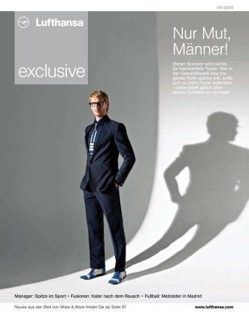 exclusive - Lufthansa Media Lounge: Home