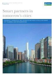 Smart partners in tomorrow's cities - DNV