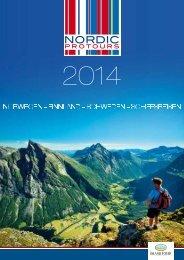 Skandinavien Katalog 2014 - Island Tours Switzerland