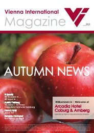 VI Magazin Herbst 2013 download (pdf) - Vienna International ...